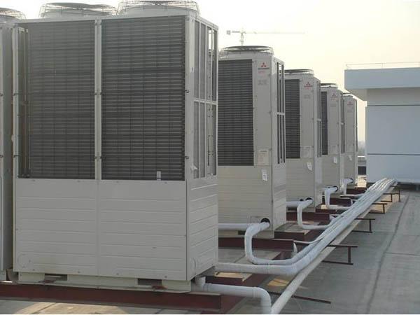 中心空調收受接管